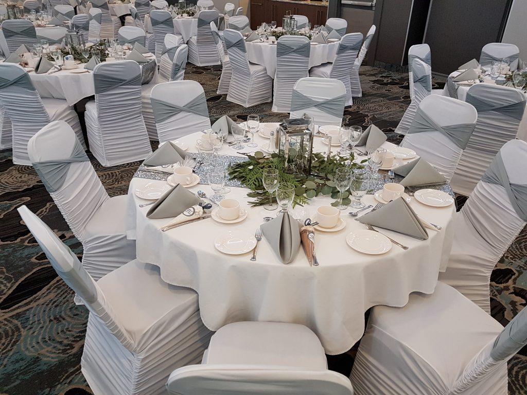 Linens Decor Wedding Corporate Dj Regina Audio Equipment